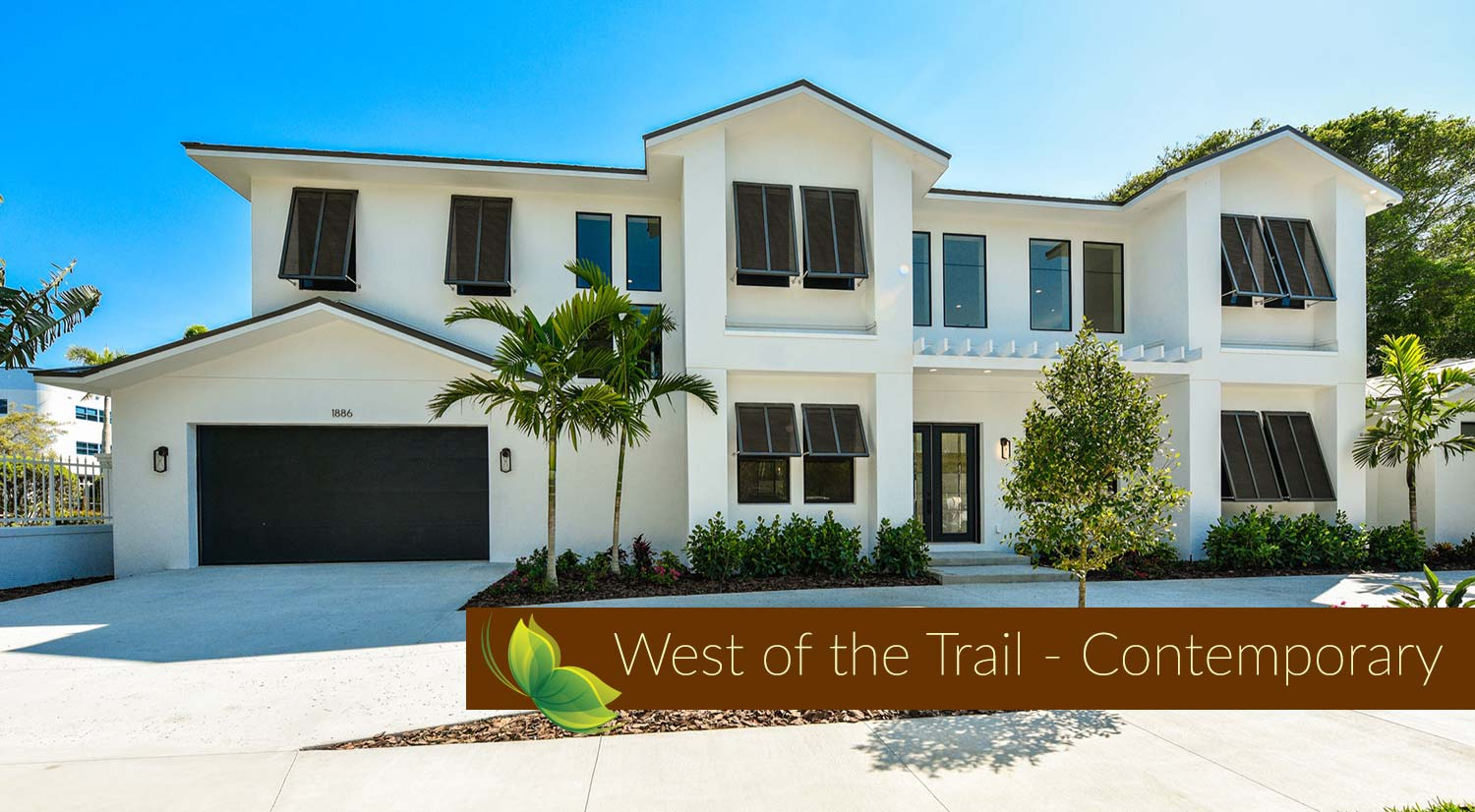 View The Virtual Tour For This Contemporary Home In Sarasota, FL