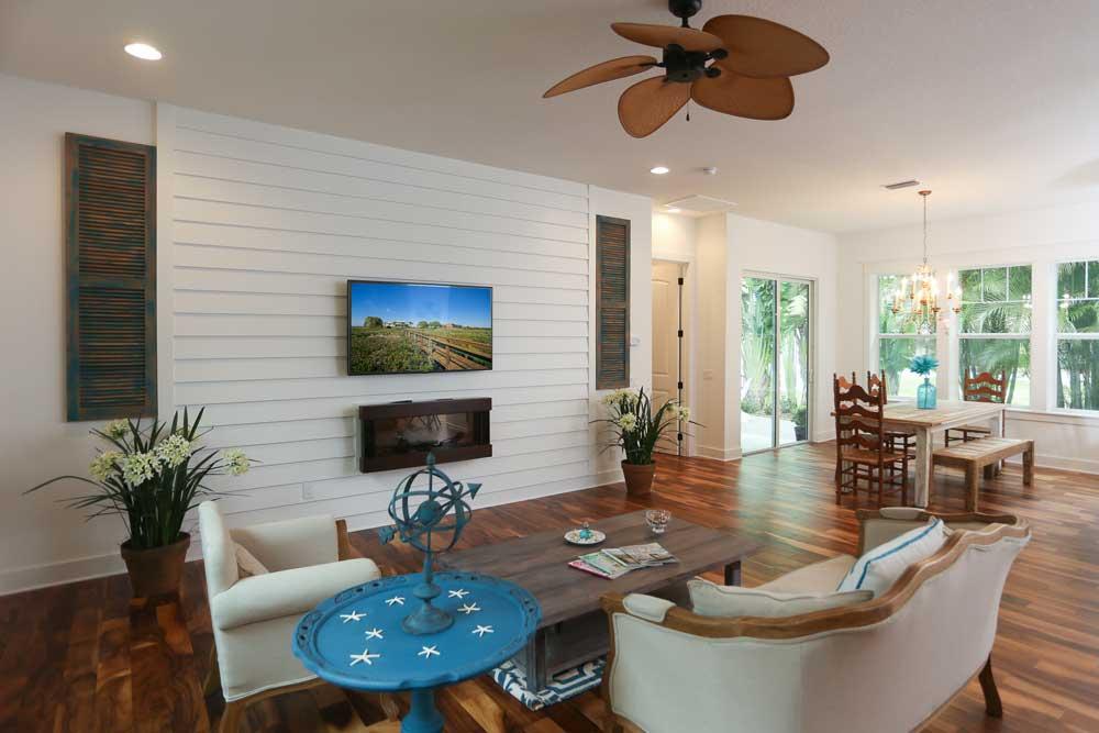 Coastal Home with Modern Flair
