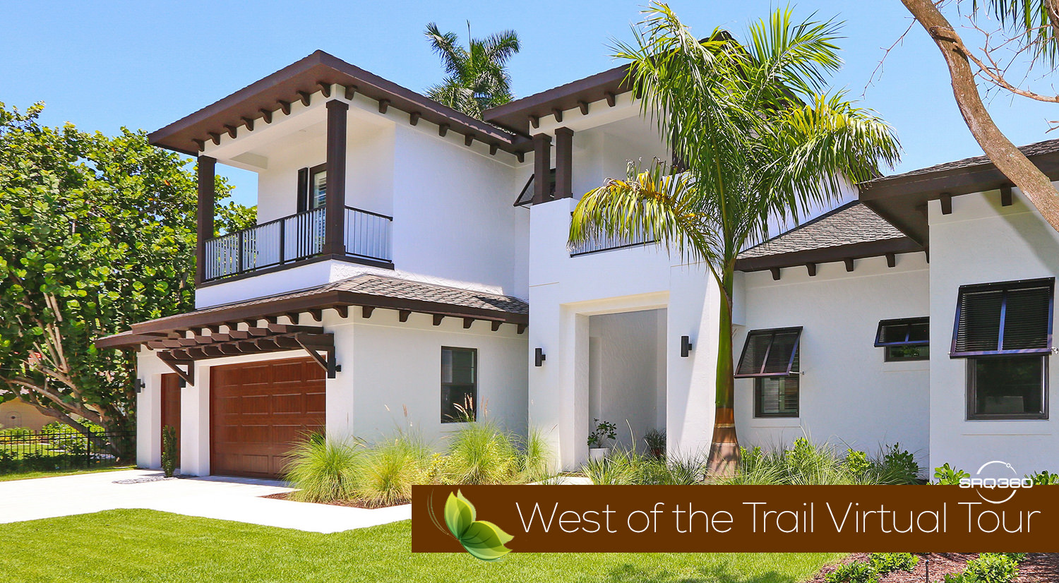 View the Virtual Tour for this West of the Trail Home in Sarasota